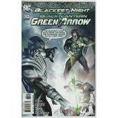 BLACKEST NIGHT -- BLACK LANTERN GREEN ARROW   Nº 30