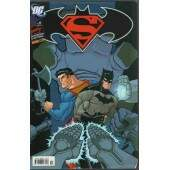 SUPERMAN E BATMAN Nº 11