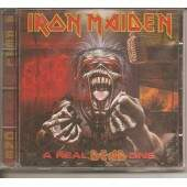 CD IRON MAIDEN - A REAL DEAD ONE