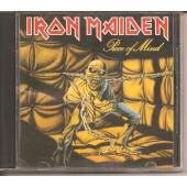 CD IRON MAIDEN - PIECE OF MIND