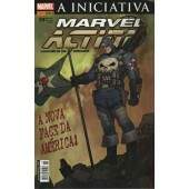 MARVEL ACTION   N° 19  ----- A NOVA FACE DA AMÉRICA !