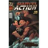MARVEL ACTION   N° 25  ---- ZOOLÓGICO DE SUPERVILÕES