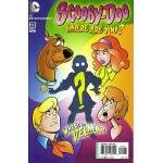 GIBI SCOOBY-DOO WHERE ARE YOU? N°22