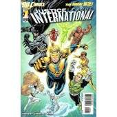 GIBI JUSTICE LEAGUE INTERNATIONAL N°01