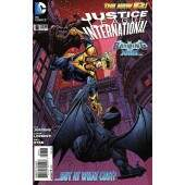 GIBI JUSTICE LEAGUE INTERNATIONAL N°08