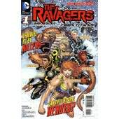 GIBI THE RAVAGERS N°01