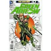 GIBI GREEN ARROW N°0