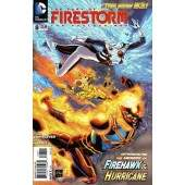 GIBI THE FURY OF FIRESTORM - THE NUCLEAR MEN N°08