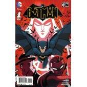 GIBI BEWARE THE BATMAN N°01