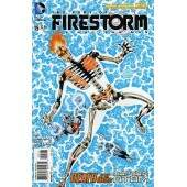 GIBI THE FURY OF FIRESTORM - THE NUCLEAR MAN N°15