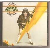 CD AC/DC - HIGH VOLTAGE