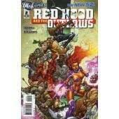 GIBI RED HOOD AND THE OUTLAWS N°02