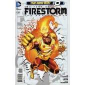 GIBI THE FURY OF FIRESTORM - THE NUCLEAR MEN N°0