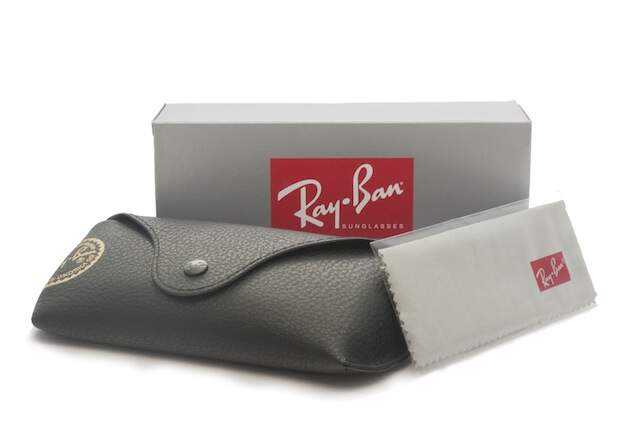 Ray Ban Aviador RB3025 Marrom Degradê 112/85