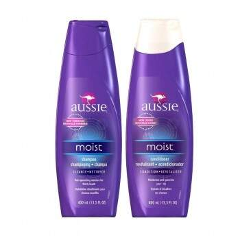 Aussie Moist Kit Shampoo + Condicionador 400ml