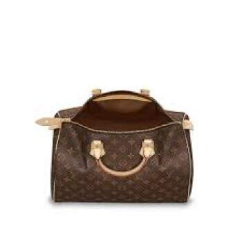 Bolsa Louis Vuitton Speedy 35 Monogram **PREMIUM**