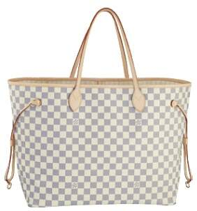 Bolsa Louis Vuitton Neverfull Damier Azur MM PREMIUM