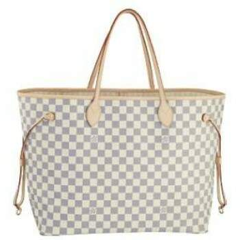 Bolsa Louis Vuitton Neverfull Damier Azur GM PREMIUM