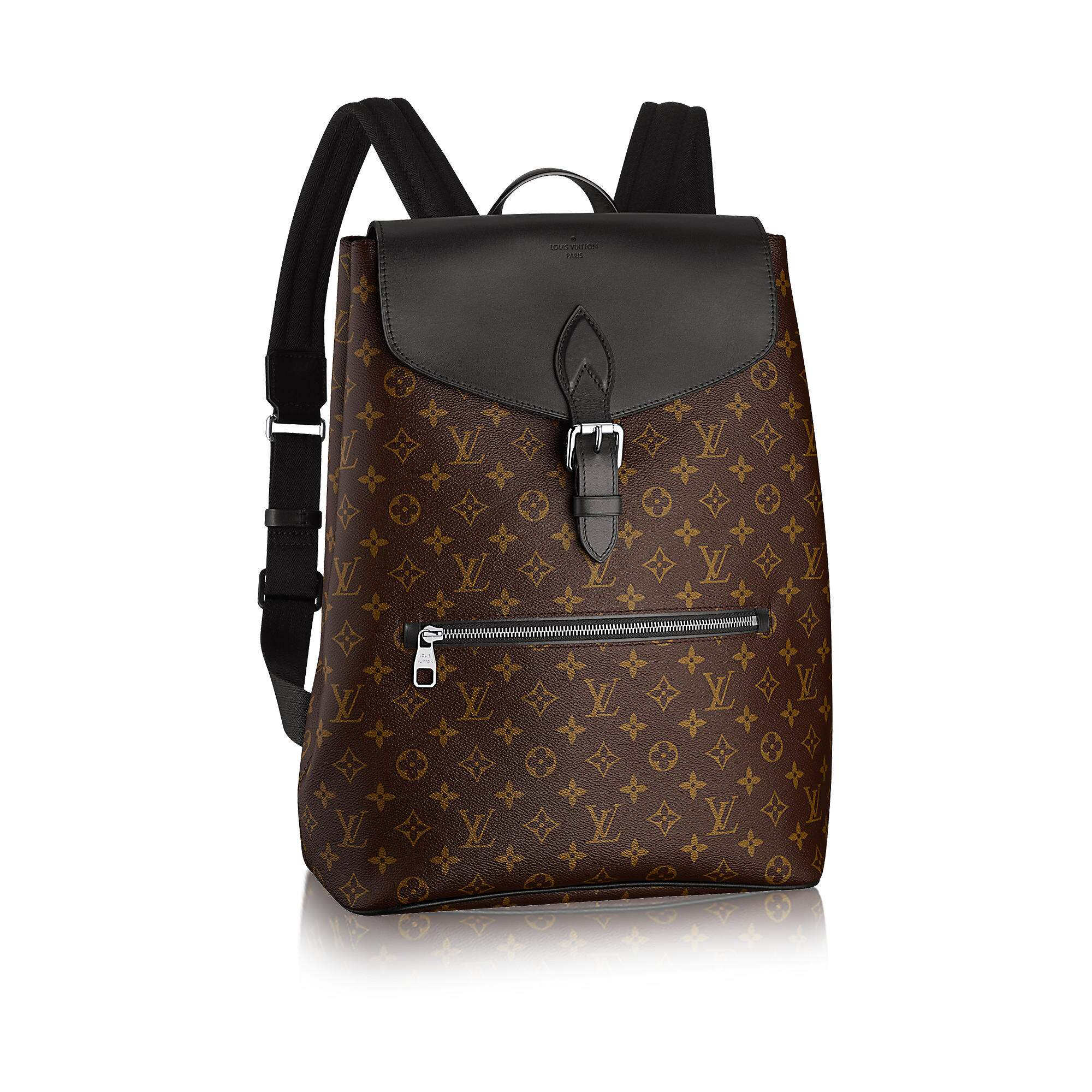 mochila louis vuitton monogram. Black Bedroom Furniture Sets. Home Design Ideas