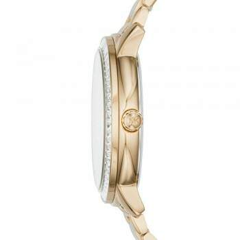 Relógio Michael Kors Madelyn Yellow Gold Tone -  MK6287