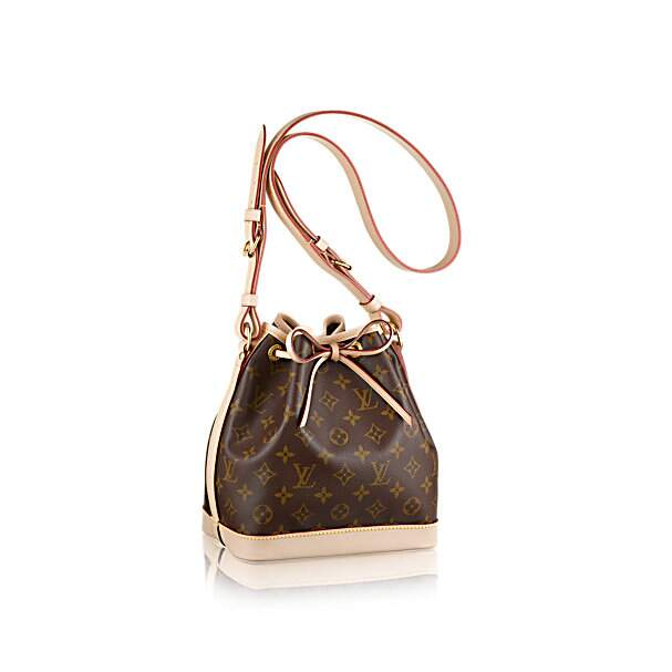 47ded819057 Bolsa Louis Vuitton Monogram Canvas Petit Noé BB MINI PREMIUM ...