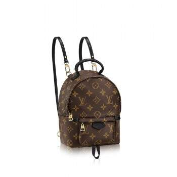 Mochila Louis Vuitton Palm Springs Mini Monograma