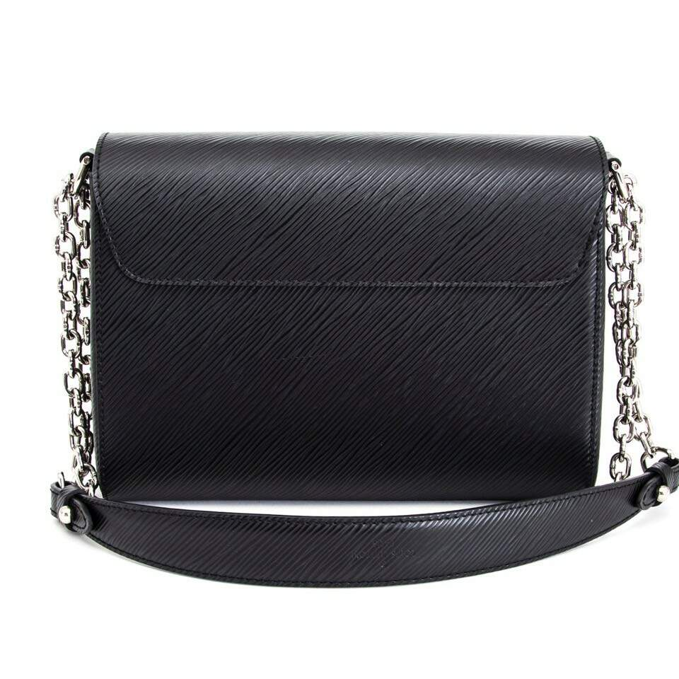 Louis Vuitton Twist MM Cruise Black