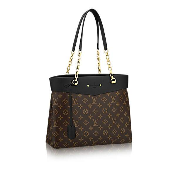 Bolsa Louis Vuitton Pallas Shopper