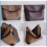 Bolsa Louis Vuitton - Triangle Softy Monogram Reverse Canvas