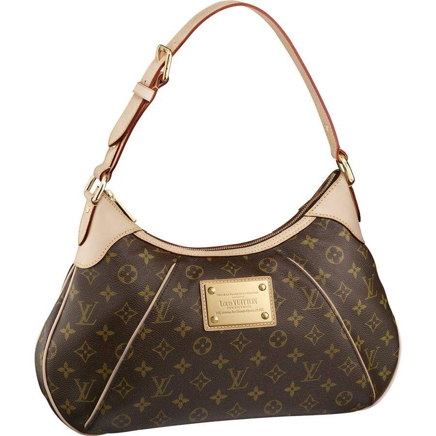 Bolsa Louis Vuitton Thames Monogram GM