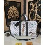 Mala Louis Vuitton Keepall Giraffe