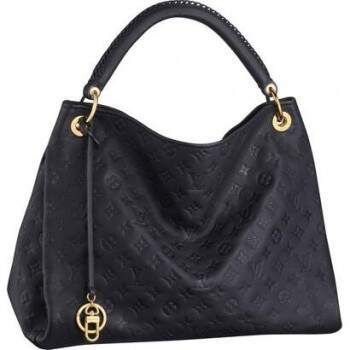 Bolsa Louis Vuitton Artsy MM Monogram Empreinte Leather