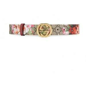 Cinto Gucci Blooms