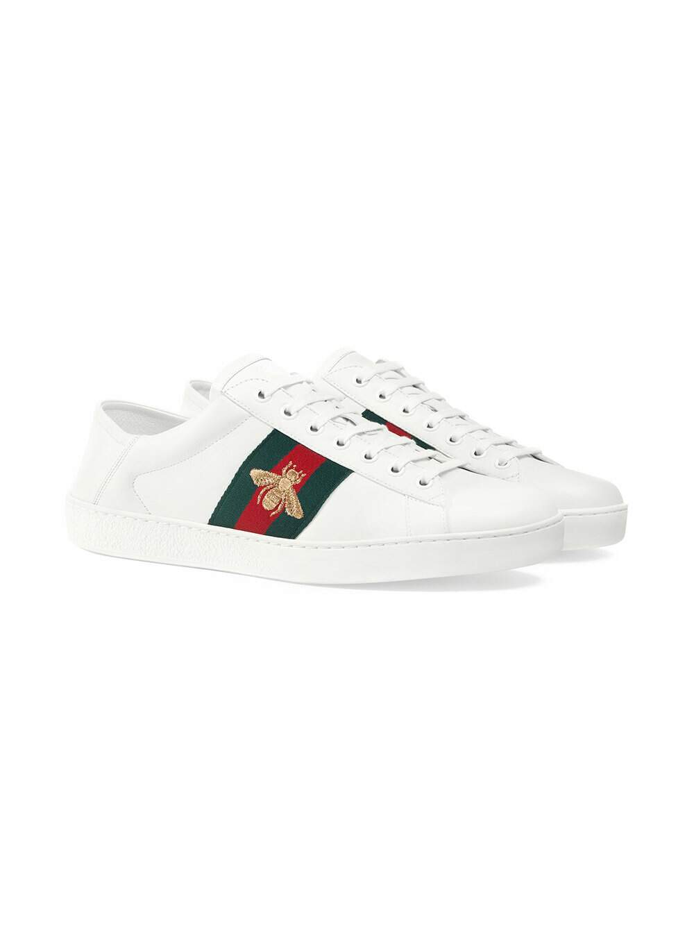 Tenis Gucci Ace Bordado