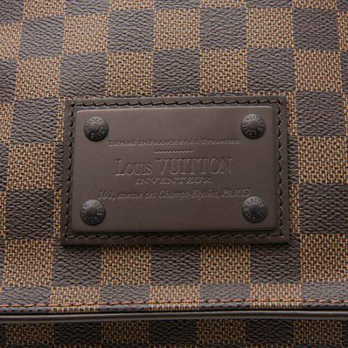 Pasta Louis Vuitton Brooklyn Damier Ebene  PM PREMIUM