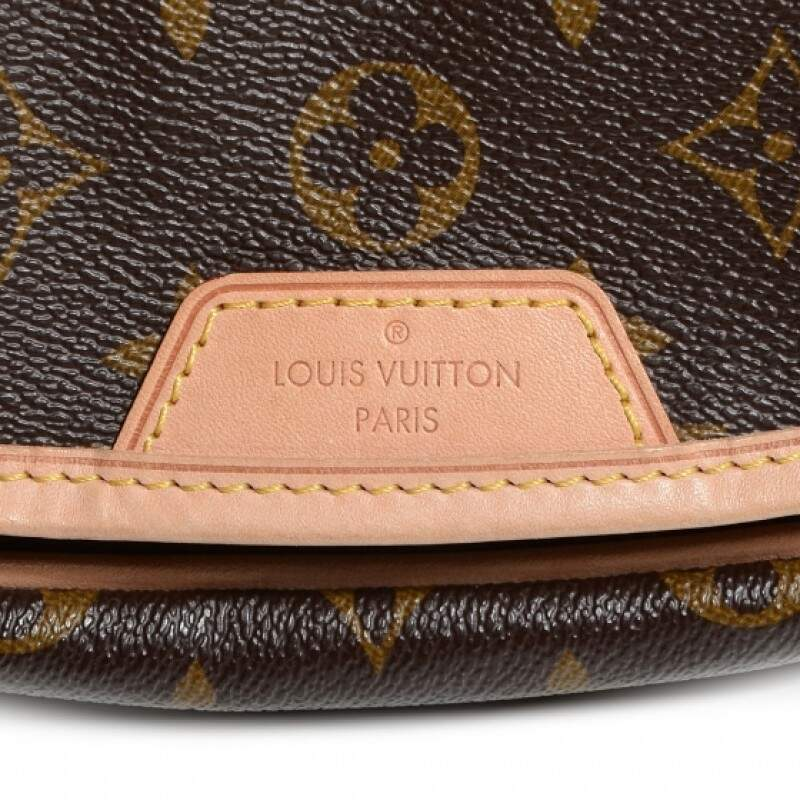 BOLSA LOUIS VUITTON MENILMONTANT MONOGRAM GM