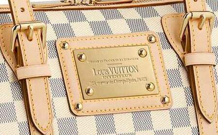 Bolsa Louis Vuitton Berkeley Damier Azur
