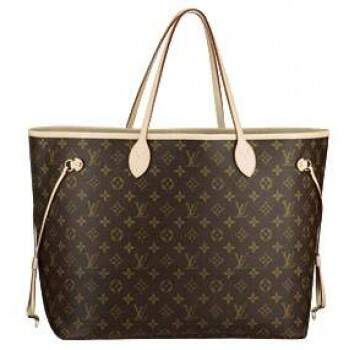 Bolsa Louis Vuitton Neverfull Monogram MM