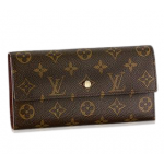 Carteira Louis Vuitton Sarah Monogram