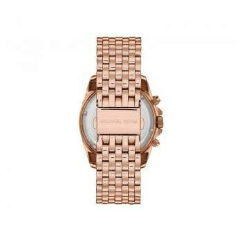 Relogio Michael Kors - Mk5836 Pressley Chronograph Rose