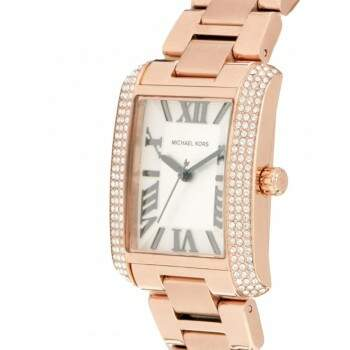 Relogio Michael Kors - MK3255 - Jet Set Emery Rose com Cristais