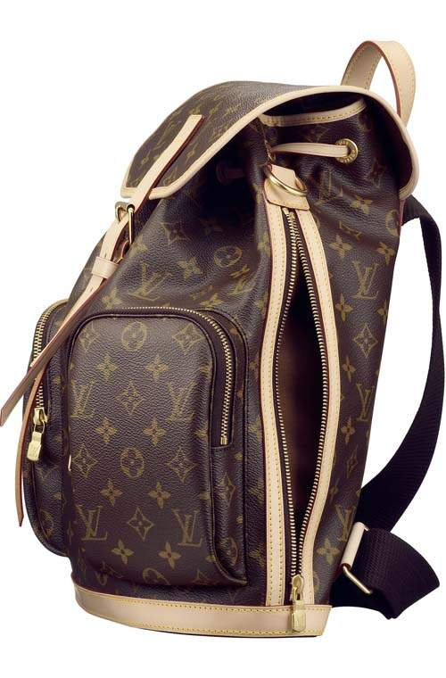Mochila Louis Vuitton Bosphore Backpack Monogram