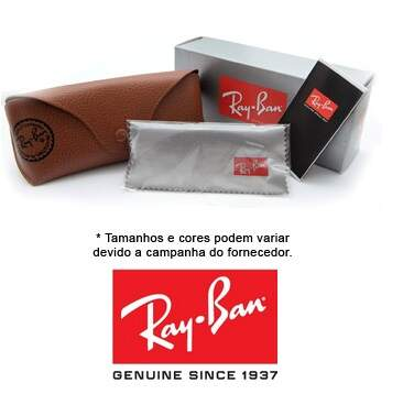 Ray ban Round Metal Inspired - Espelhado- RB3447