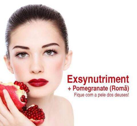 Exsynutriment® (Silício Orgânico) 150mg + Pomegranate 300mg