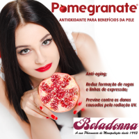 Punica Granatum (Pomegranate - Extrato de Romã) 350mg