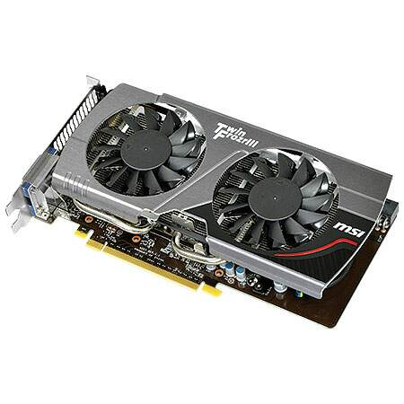 Placa de Vídeo GeForce N660GTX TF 2GD5/OC 2GB DDR5 192 bits - MSI