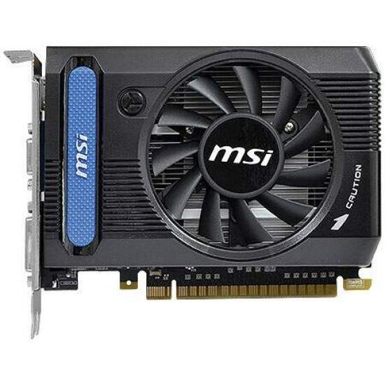 Placa de Vídeo GeForce N640GT-MD2GD3 2GB DDR3 128 bits - MSI
