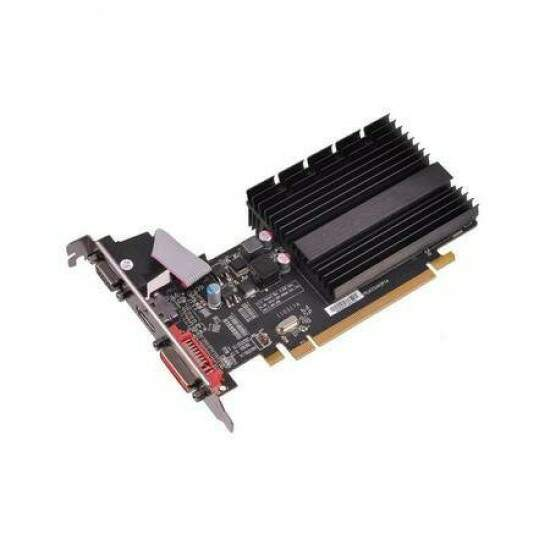Placa de vídeo XFX ONE 1GB HD5450 DDR3 HDMI DVI PCI-Express ON-XFX1-PLS2