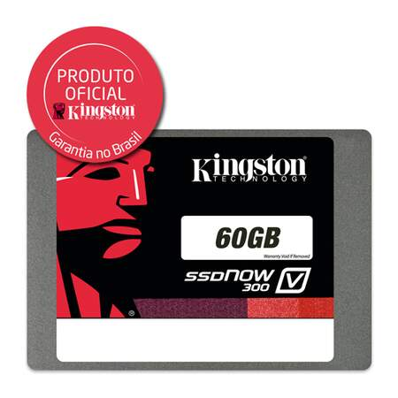 SSD Kingston 2.5 60 GB V300 SATA III SV300S37A/60G