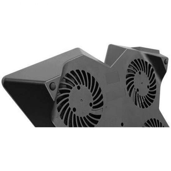Cooler para Notebook Gamer Xtreme Preto PCYES